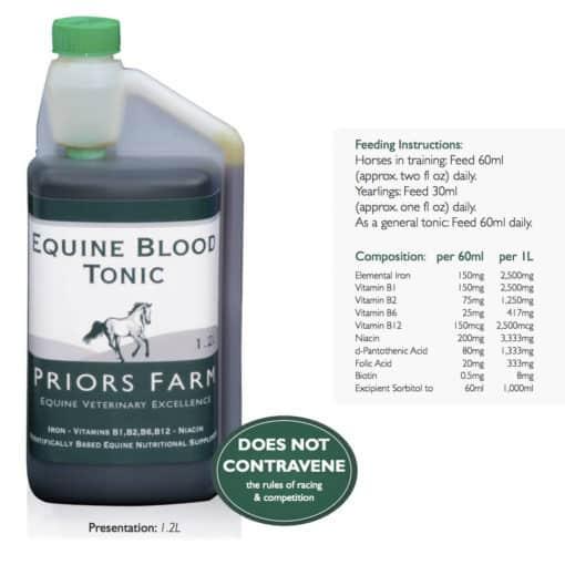 Equine Blood Tonic